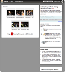 ScreenShot 2009-06-16_12-01-18 Photo Sharing _ Opera Unite administration - Opera
