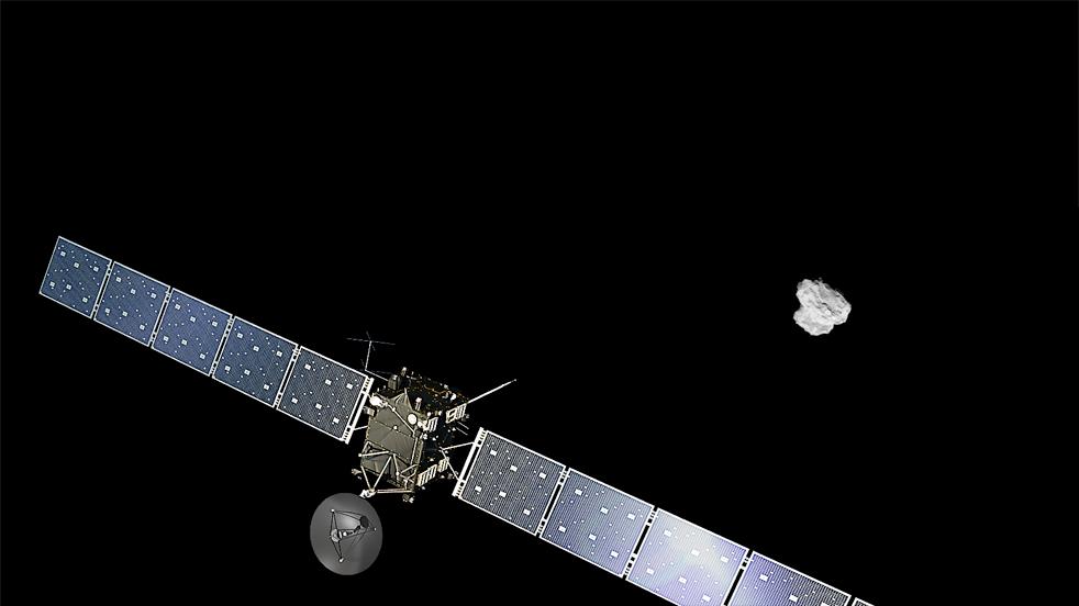 Rosetta Mission – Ambition