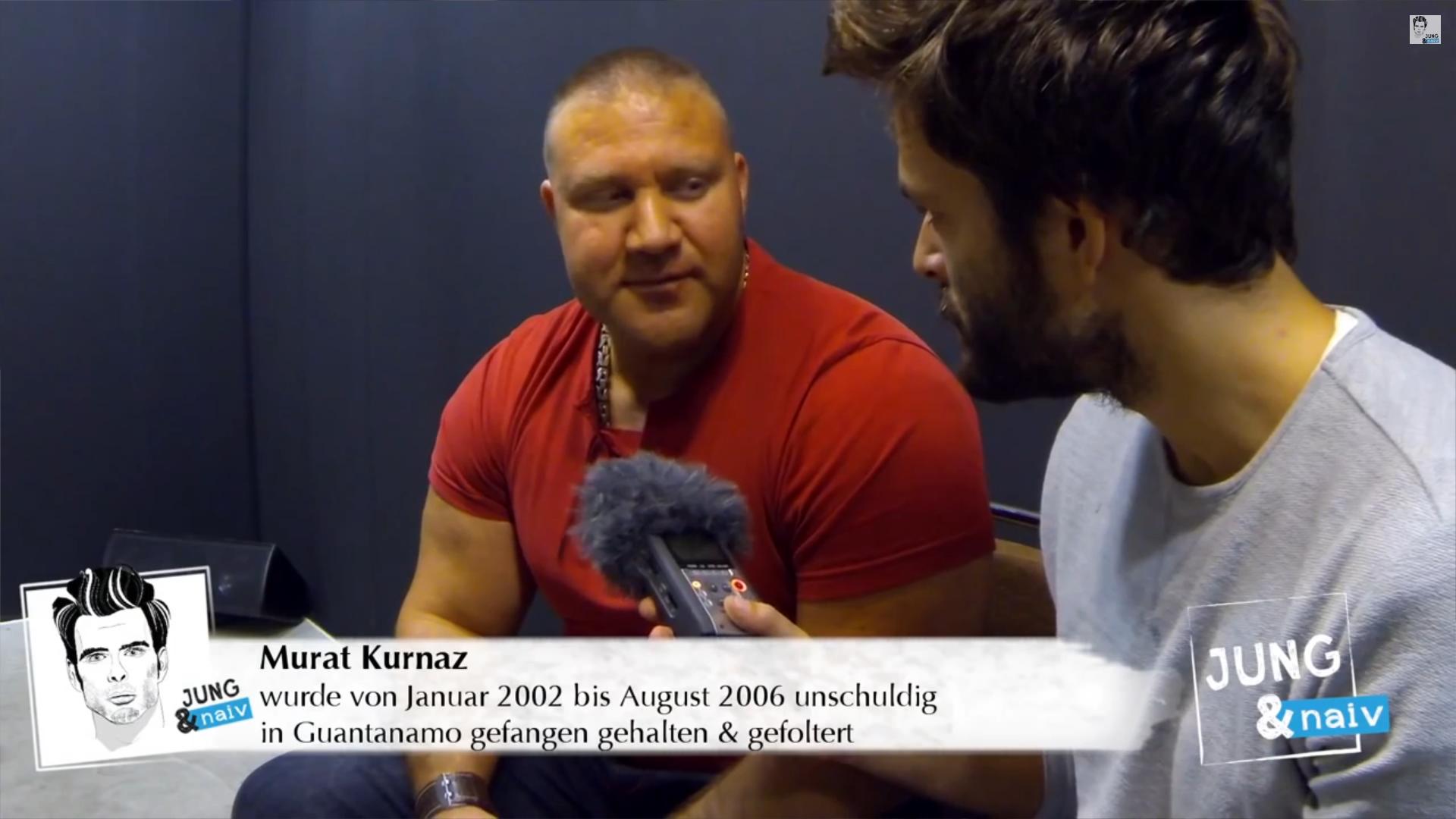 Murat Kurnaz über Folter & Guantanamo – Jung & Naiv: Folge 216
